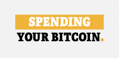 Spending Your Bitcoin