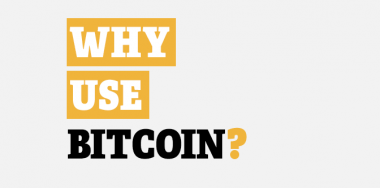 Why use Bitcoin