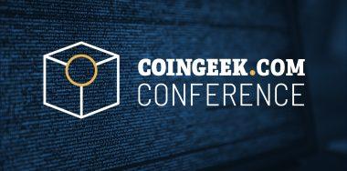 CoinGeek.com Conference Teaser