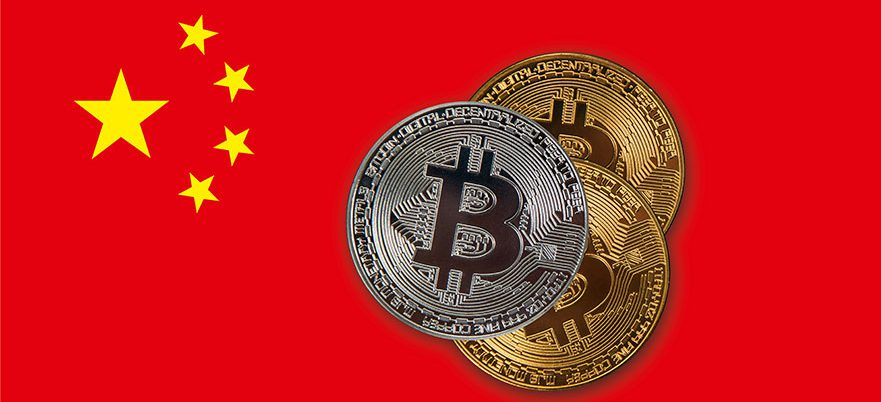 Bitcoin plunges on China's reported moves to shut domestic exchanges
