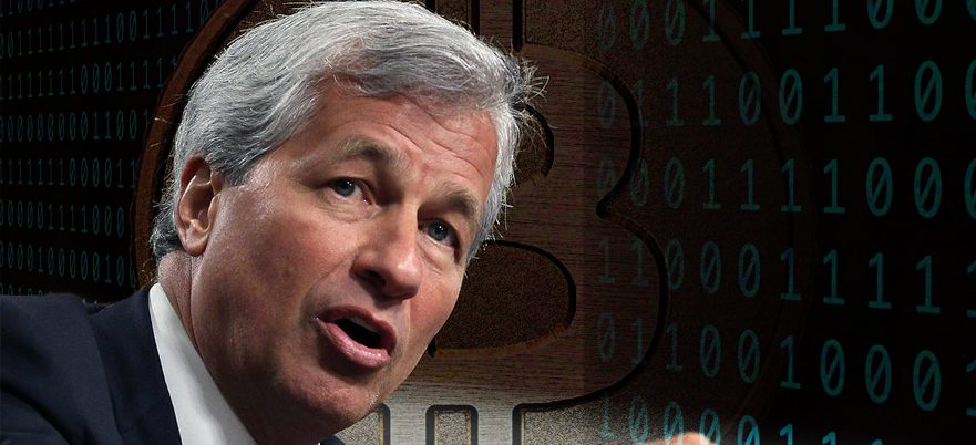 Oh, the irony: JPMorgan buys low after CEO calls Bitcoin a 'fraud'