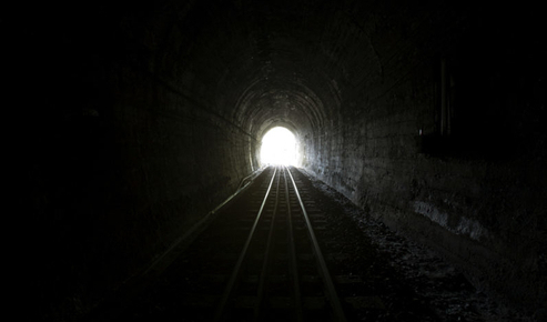 Let There Be Light (At The End of The Tunnel)