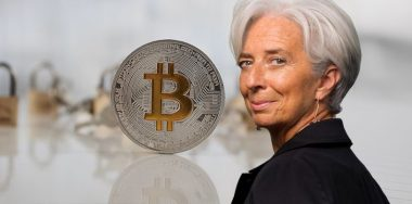 IMF head will welcome virtual currency, and even offer it tea