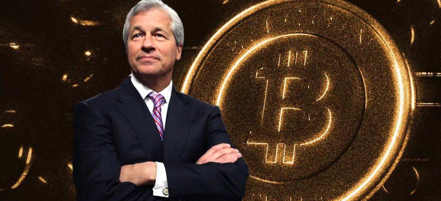 JPMorgan steps over Dimon's line again, praises Bitcoin as 'new gold'