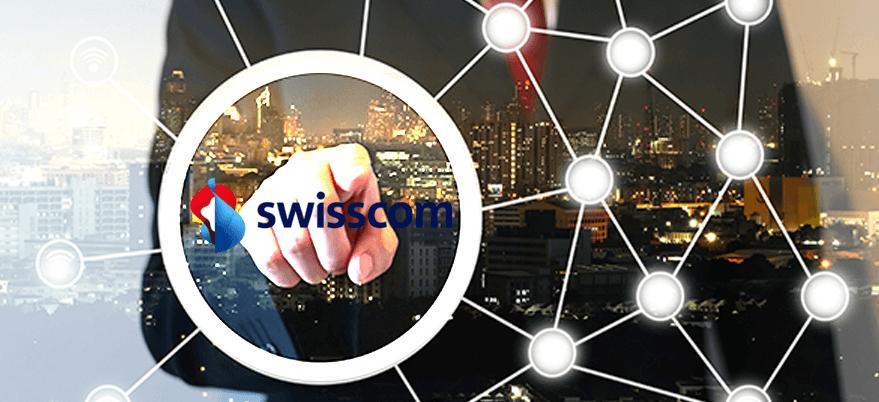 Swisscom launches new Blockchain entity