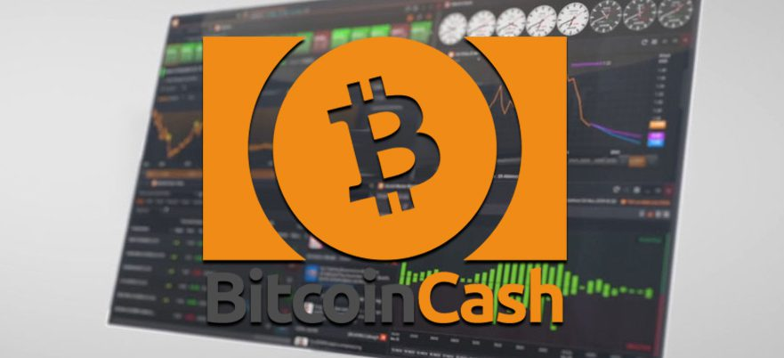 <bold>Thomson</bold> <bold>Reuters</bold> adds Bitcoin Cash to its financial tools software Eikon