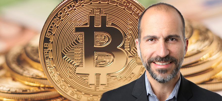 Uber brings in Bitcoin-friendly Expedia CEO as new chief