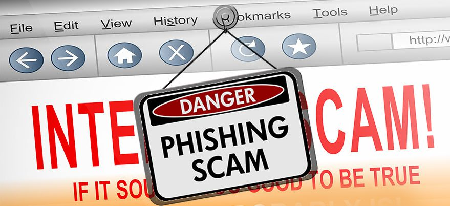 Warning: phishing scams are stepping up their game