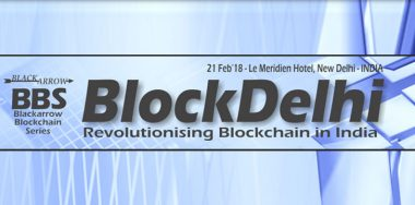BlockDelhi – Blackarrow's Blockchain Conference