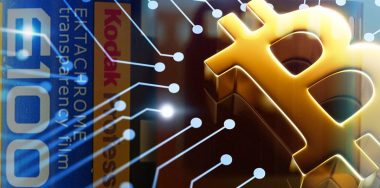 Kodak jumps in on the blockchain bandwagon