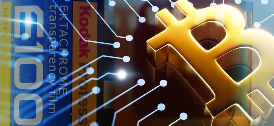 Kodak jumps in on the blockchain bandwagon