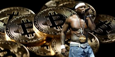 50 Cent doesn't own any bitcoin, but likes the cryptocurrency hype