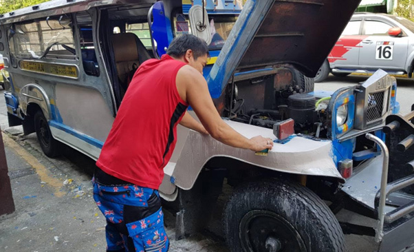 BCH Jeepney brings Bitcoin Cash to the streets of Manila