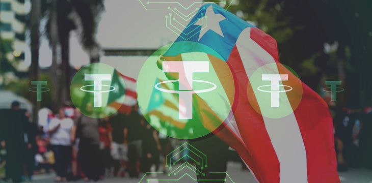 Bitmex: Tether may be banking in crypto-tax paradise Puerto Rico
