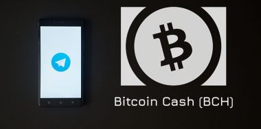 tipmebch: A Bitcoin Cash tipping bot for Telegram app