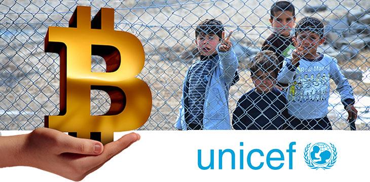 unicef cryptocurrency mining