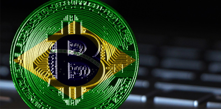 Brazilian officials busted changing part of scam money to BTC
