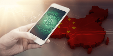 Chinese phone manufacturers ride the blockchain wave