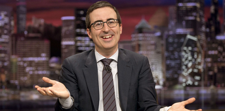 Embarrassingly on point: John Oliver hits nail on the head about crypto-hysteria