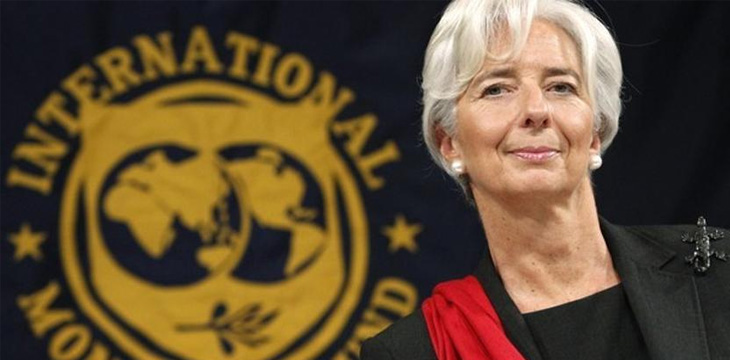 IMF chief wants to 'fight fire with fire'—turn blockchain against criminals