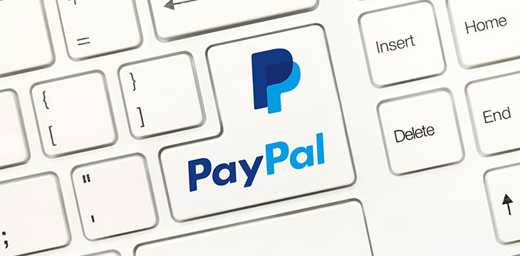 PayPal files cryptocurrency transactions patent