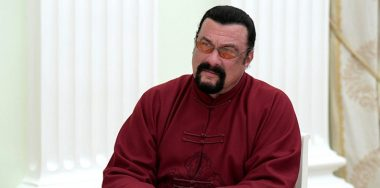 Steven Seagal in hot water with US regulators over Bitcoiin