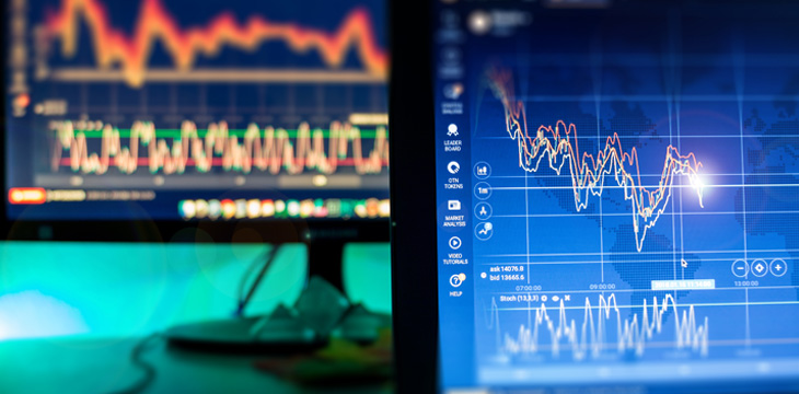 Strong demand drive cryptocurrency spread betting, CFDs in UK