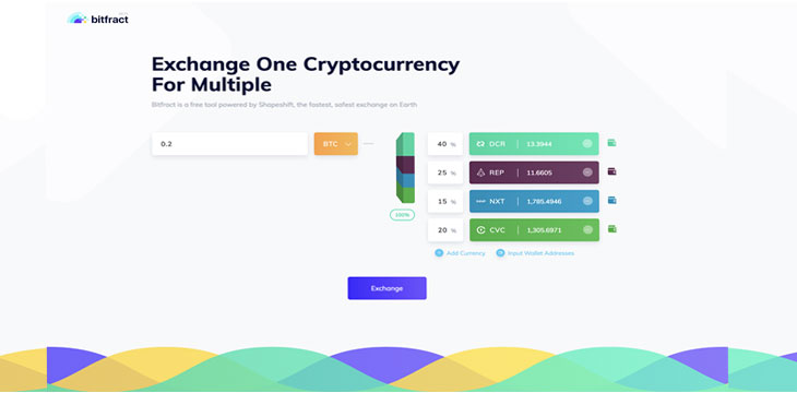 Bitfract's new platform could change crypto investing forever
