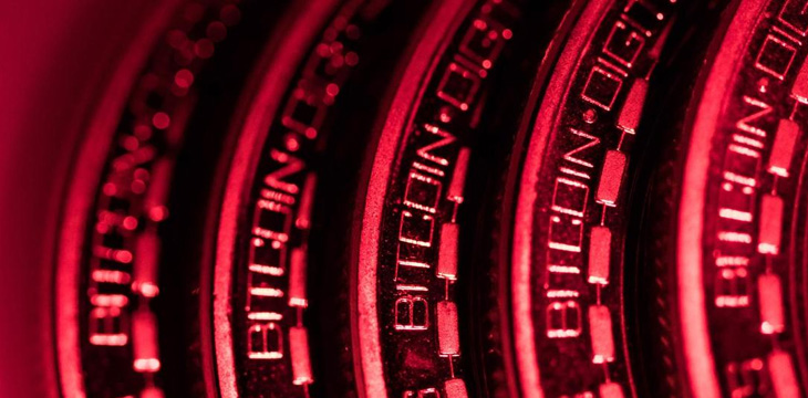 Cryptocurrency slump continues as BTC reaches new low