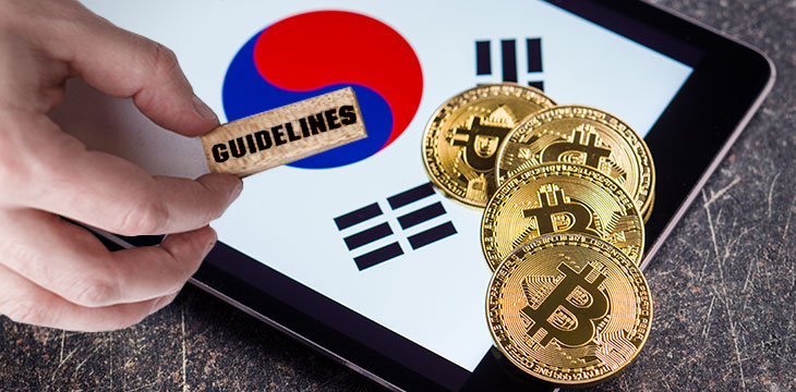 Cryptocurrency tax guidelines coming soon to South Korea