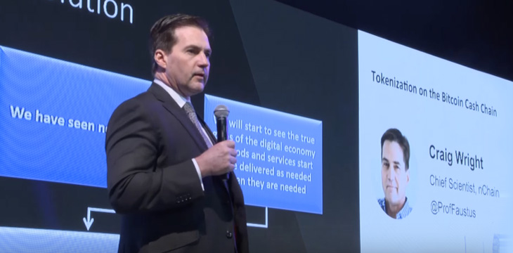 Dr. Craig Wright: Inclusion is the real purpose of tokenization
