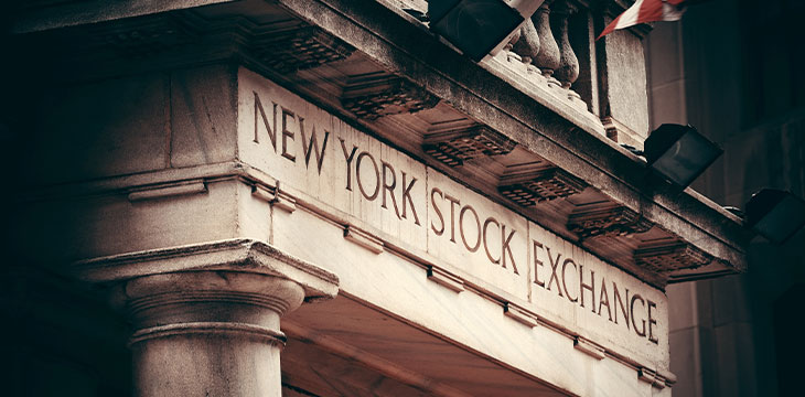 NYSE: Investors trust cryptocurrency more than Federal Reserve