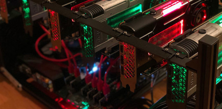 Suspect in big-time Bitcoin mining rig heist wants to go home