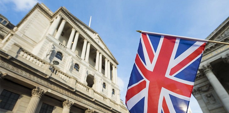 Bank of England considering cryptocurrency of its own: report