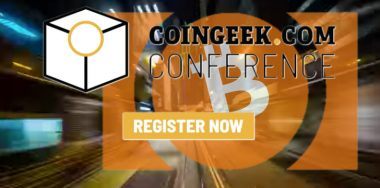 CoinGeek will now only accept BCH for its conference
