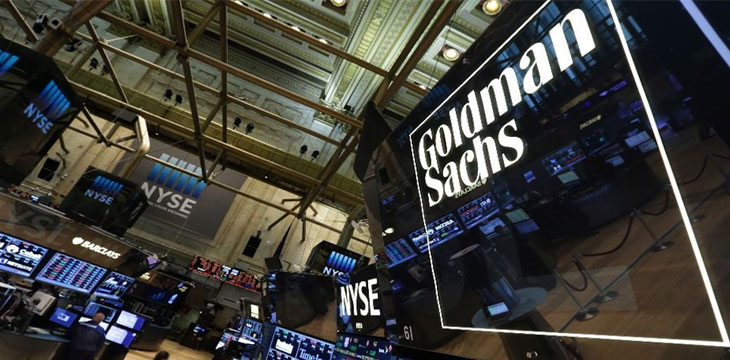 Could Goldman Sachs develop more crypto offerings in the wake of CEO's retirement?