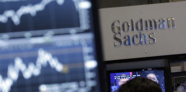 Goldman Sachs gearing up to launch Bitcoin futures