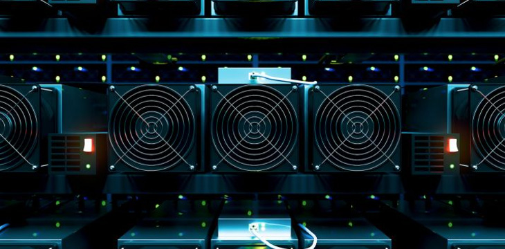 Iceland tracks down 600 missing crypto mining machines to China