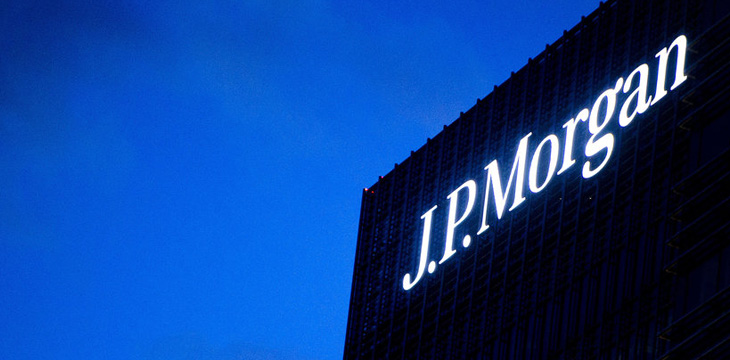 JPMorgan patent punts on blockchain for 'network payments'