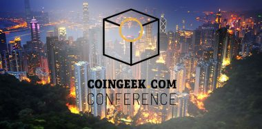 Less than 2 weeks remain before the inaugural CoinGeek Conference