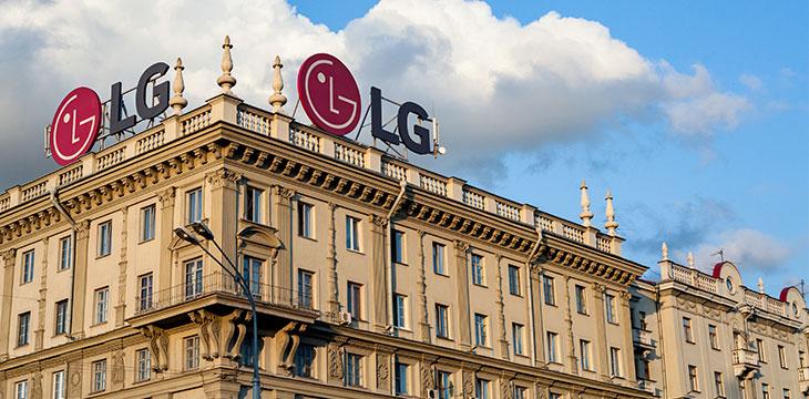 LG to launch own blockchain—the Monachain