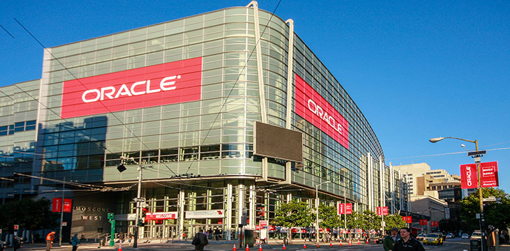 Oracle to launch blockchain products