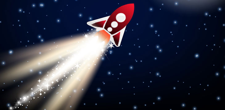 Plus500 shares skyrocket in cryptocurrency trading explosion