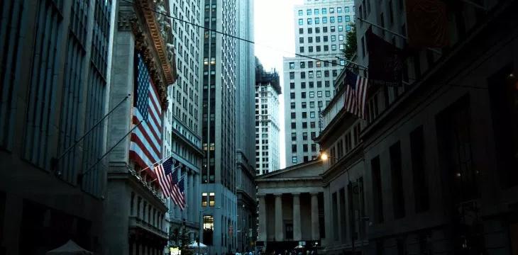 Wall Street vet launches blockchain ETF
