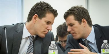 Winklevoss twins move ahead with crypto ETP exchange patent