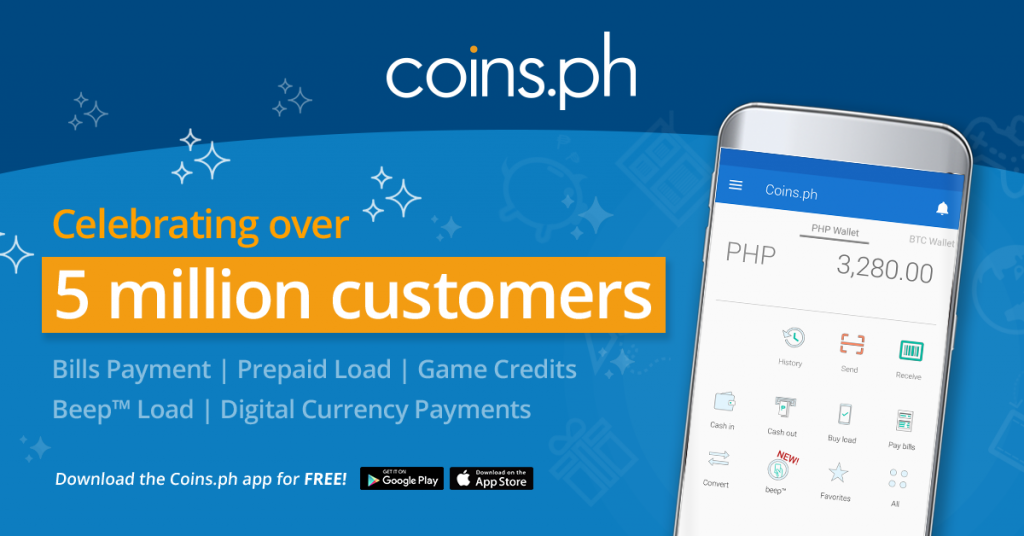 Filipinos can now easily access Bitcoin Cash: Coins.ph adds BCH support to their wallet
