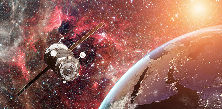Is the future of cryptocurrency exchanges in space?