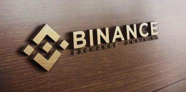 Binance presents $1-billion fund for blockchain startups