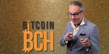 Bitcoin Cash to sponsor Dominic Frisby's Financial Game Show @Edinburgh Fringe 2018