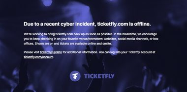 Blockchain ticketing platform Ticketfly gets bugged, hacker demands 1 BTC